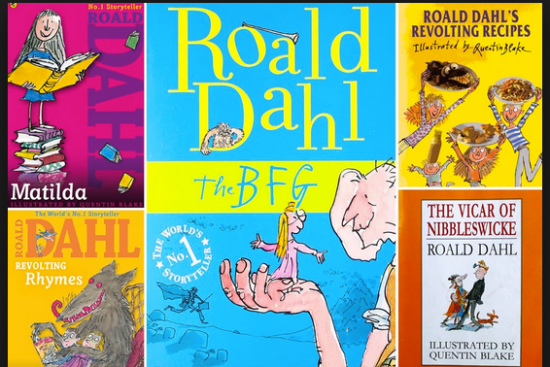 Roal Dahl Collection